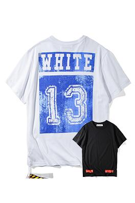 【オフホワイト OFF-WHITE】 超高品質 メンズ レディース 半袖Tシャツ  aat4210