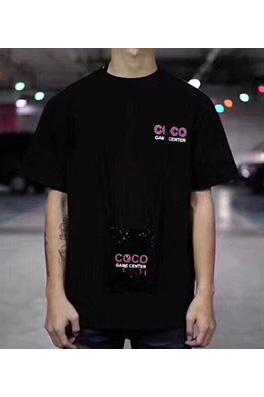 e7a5479411de 【シャネル CH*NEL】男性服 通販 メンズファッション 半袖Tシャツ aat6122