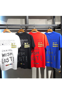 bd323630bab3 【シャネル CH*NEL】男性服 通販 メンズファッション 半袖Tシャツ aat6694
