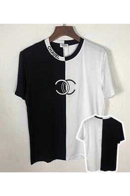 18064a144520 【シャネル CH*NEL】男性服 通販 メンズファッション 半袖Tシャツ aat6892