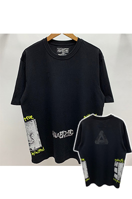【パレス PALACE】×【 Anarchic Adjustment】20ss Nothing Is True Tee メンズ レディース  aat8690