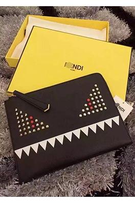 【フェンディ F*NDI】 高品質 セカンドバッグ ハンドバッグ  レディース メンズ abg0963