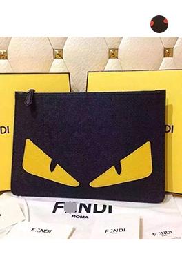 【フェンディ F*NDI】 高品質 セカンドバッグ ハンドバッグ  レディース メンズ abg0965