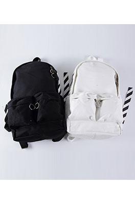 【オフホワイト OFF-WHITE】 リュックサック  レディース メンズ abg1048
