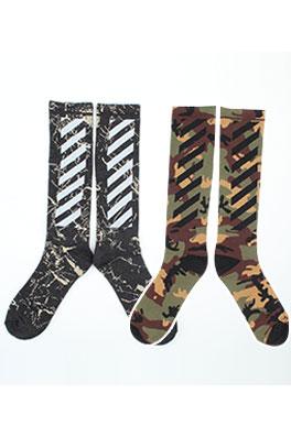 【オフホワイト OFF-WHITE】高品質 靴下  acc1499