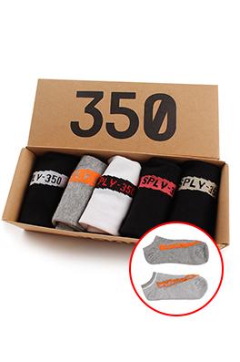 【イーザス  YEEZ*S】靴下 靴下5足セット acc1564