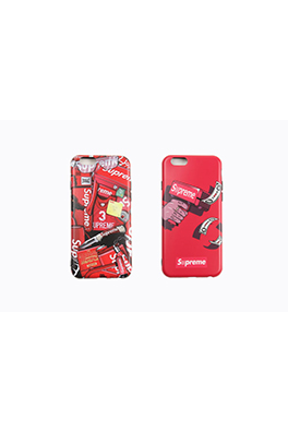 【シュプリーム S*PREME】iphone 6,6 plus ,7 ,7 plus , 8  , 8 plus   iphone x フォンケース acc1730