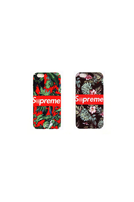 【シュプリーム S*PREME】iphone 6,6 plus ,7 ,7 plus , 8  , 8 plus   iphone x フォンケース acc1733