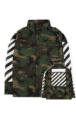 【オフホワイト OFF-WHITE】 ジャケット アウター メンズファッション  ajk0541