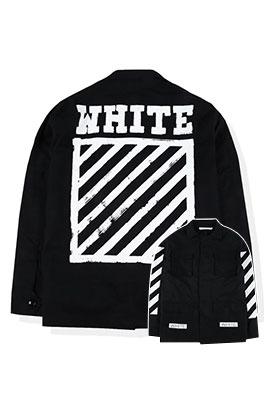 【オフホワイト OFF-WHITE】 ジャケット アウター メンズファッション  ajk0544