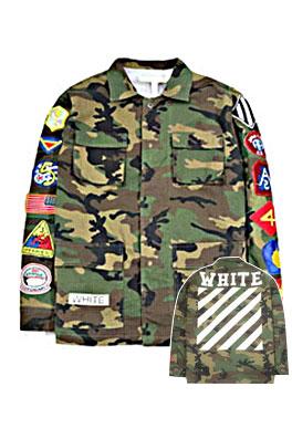 【オフホワイト OFF-WHITE】 ジャケット アウター メンズファッション  ajk0546