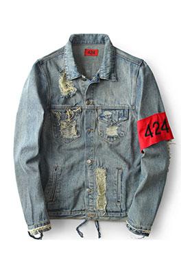 【FourTwoFour 424】  ジャケット アウター メンズファッション ajk0557