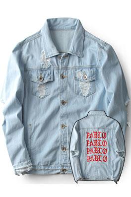 【イーザス  YEEZ*S】 ネームなし ジャケット アウター メンズファッション ajk0559