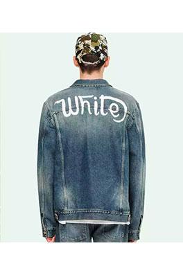 【オフホワイト OFF-WHITE】 ジャケット アウター メンズファッション ajk0567