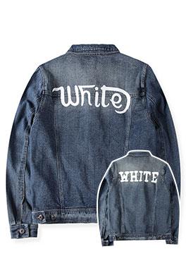 【オフホワイト OFF-WHITE】 ジャケット アウター メンズファッション ajk0587