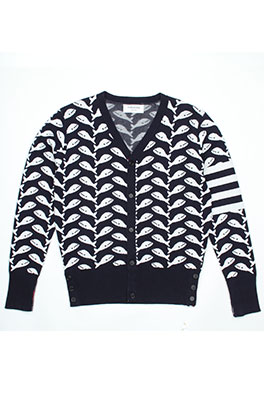 【トムブラウン THOM BR*WNE】  カーディガン アウター メンズファッション  ajk0633