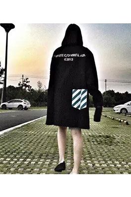 【オフホワイト OFF-WHITE】 カーディガン アウター メンズファッション  ajk0670