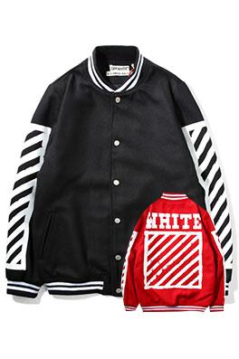 【オフホワイト OFF-WHITE】  ジャケット アウター メンズファッション  ajk0687