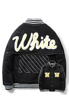 【オフホワイト OFF-WHITE】超高品質 ジャケット アウター メンズファッション  ajk0728