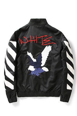 【オフホワイト OFF-WHITE】超高品質 ジャケット アウター メンズファッション  ajk0732