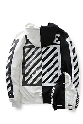 【オフホワイト OFF-WHITE】超高品質 ジャケット アウター メンズファッション  ajk0733