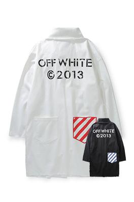 【オフホワイト OFF-WHITE】超高品質 ジャケット アウター メンズファッション  ajk0736