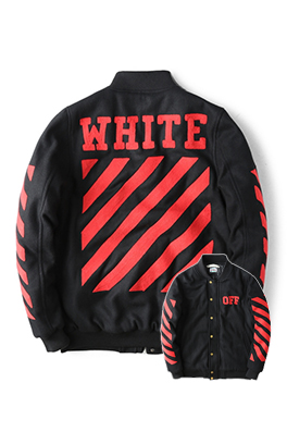 【オフホワイト OFF-WHITE】超高品質 ジャケット アウター メンズファッション  ajk0740