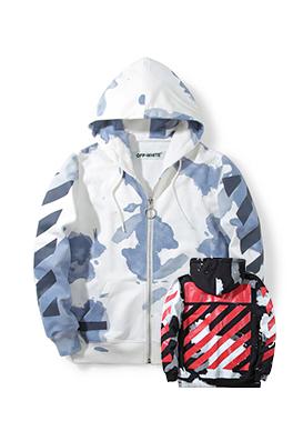 【オフホワイト OFF-WHITE】超高品質 ジャケット アウター メンズファッション  ajk0770