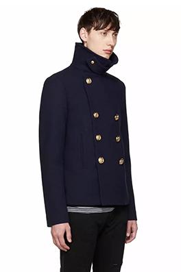 【サンローラン SAINT LAU*ENT】高品質 ジャケット アウター メンズファッション  ajk0773