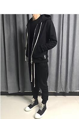 【リックオウエンス Rick O*ens】 ネーム有り 高品質  セット SET  秋冬 ジャケット アウター メンズファッション  ajk0779