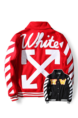 【オフホワイト OFF-WHITE】超高品質 ジャケット アウター メンズファッション  ajk0786