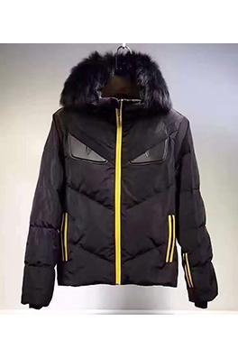 【フェンディ F*NDI】高品質 中綿 ダウン 秋冬 ジャケットメンズファッション   ajk0798