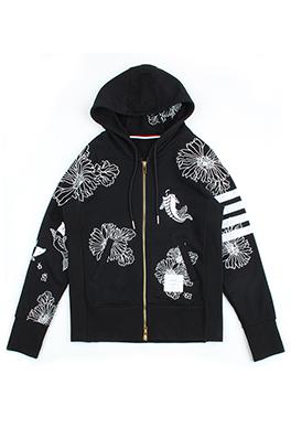 【トムブラウン THOM BR*WNE】ネーム有り 高品質 ジャケット アウター メンズファッション  ajk0802