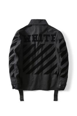 【オフホワイト OFF-WHITE】超高品質 ジャケット アウター メンズファッション  ajk0805