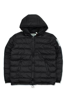 【オフホワイト OFF-WHITE】高品質 中綿 ダウン 秋冬 ジャケット アウター メンズファッション  ajk0828