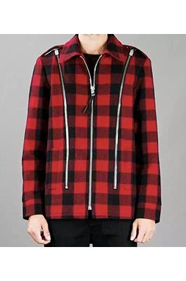 【サンローラン SAINT LAU*ENT】高品質 中綿 秋冬 ジャケット アウター メンズファッション  ajk0838