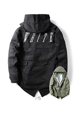 【オフホワイト OFF-WHITE】高品質  秋冬  ジャケット アウター メンズファッション  ajk0846