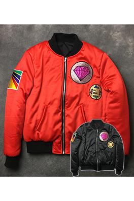 【サンローラン SAINT LAU*ENT】ネーム有り 高品質 中綿 秋冬 ジャケット アウター メンズファッション  ajk0848