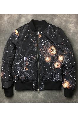 【ヴァレンティノVALE*TINO】ネーム有り 高品質 中綿 秋冬 ジャケット アウター メンズファッション ajk0851