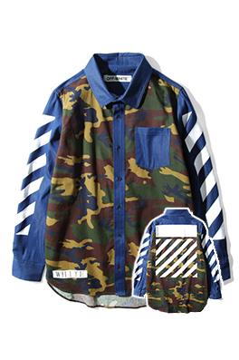 【オフホワイト OFF-WHITE】高品質 秋冬 ジャケット アウター メンズファッション  ajk0857