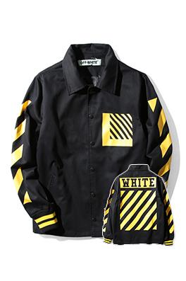 【オフホワイト OFF-WHITE】高品質 秋冬 ジャケット アウター メンズファッション  ajk0859
