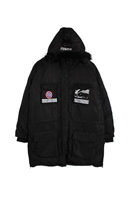 【ヴェトモンVETEMENTS】中綿 高品質 秋冬 ジャケット アウター メンズファッション  ajk0860