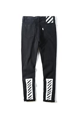 【オフホワイト OFF-WHITE】超高品質 パンツ  apa0817