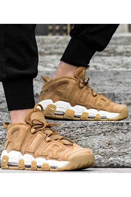 【ナイキ NIK*】Nike Air More Uptempo スニーカー ash1757