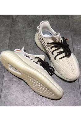 【イーザス  YEEZ*S】OFF-WHITE x Adidas Originals YEEZY BOOST 350 V2 スニーカー ash1762