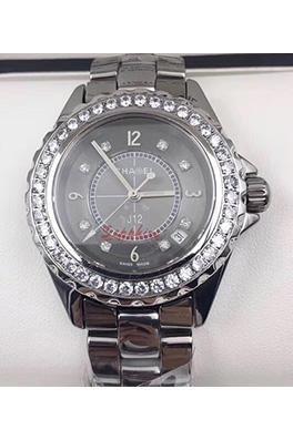 half off 2482b 8ddb0 【シャネル CH*NEL】高品質 新作 腕時計 メンズ レディース   awa0454