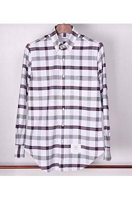 【トムブラウン THOM BR*WNE】  高品質 メンズファッション 流行り  シャツ ay0393