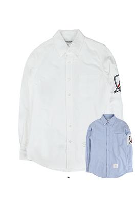 【トムブラウン THOM BR*WNE】メンズファッション 流行り  シャツ ay0455