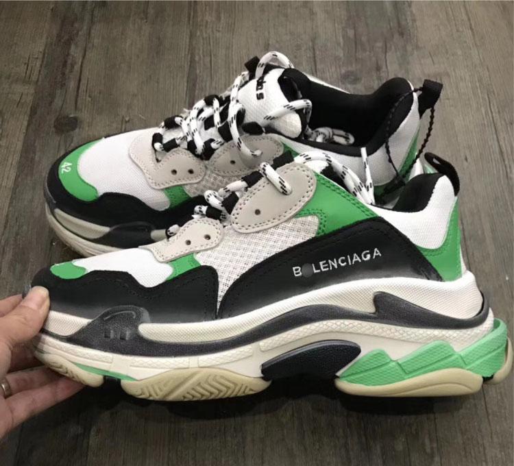 new style a3565 51036 【バレンシアガ BALENC*AGA】 Balenciaga Triple-S Sneaker スニーカー 激安 メンズファッション通販 シューズ  ash1786